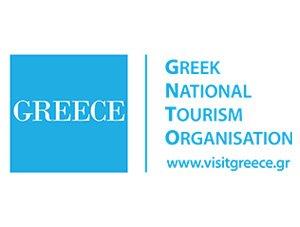 GNTO Logo, Greek National Tourism Organisation